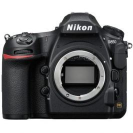 Фотоаппарат Nikon D850 Body Black 46.9 Mp / max 8256x5504 / Wi-Fi / экран 3,15