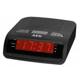 Радиобудильник AEG MRC 4142 schwarz MRC 4142 schwarz