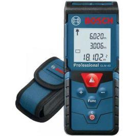 Лазерный дальномер Bosch GLM 40 Prof