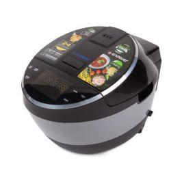 Мультиварка электрическая Endever Vita 100, черно-стальной