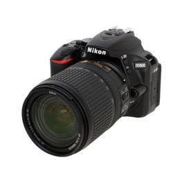 Фотоаппарат Nikon D5600 Black KIT (18-140 AF-S VR 24.1Mp, 3.2