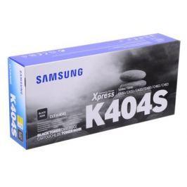 Картридж Samsung CLT-K404S для SL-C430 / C430W / C480 / C480W / C480FW. Чёрный. 1500 страниц.