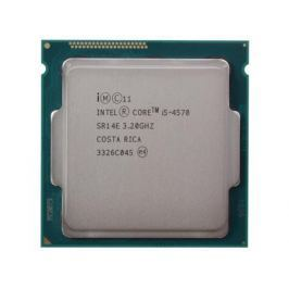 Процессор Intel Core i5-4570 OEM (TPD 84W, 4/4, Base 3.20GHz - Turbo 3.6GHz, 6Mb, LGA1150 (Haswell))