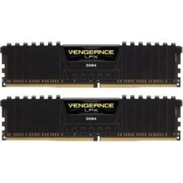 Оперативная память Corsair CMK8GX4M2D2666C16 DIMM 8GB(2x4GB) DDR4 2666MHz DIMM 288-pin/PC-21300/CL16