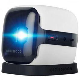 Проектор CINEMOOD Storytеller 640x360 35 люмен 1000:1 белый черный CNMD0016RU