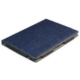 Чехол IT BAGGAGE для планшета ASUS TF300 искус. кожа Jeans черный/синий ITASTF308-4