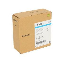 Картридж Canon PFI-307 C Голубой