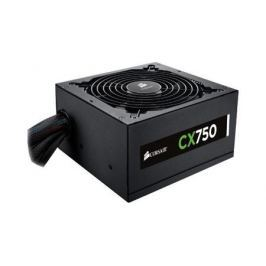 Блок питания Corsair CX750 750W, 80 PLUS Bronze Certified ATX , Retail