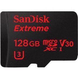 Карта памяти Micro SDXC 128Gb Class 10 Sandisk SDSQXAF-128G-GN6AA