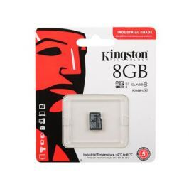 Карта памяти MicroSDHC 8GB Kingston Class 10 U1 UHS-I MLC (SDCIT/8GBSP)