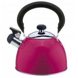 Чайник Катунь КТ-106А 2.5 л нержавеющая сталь пурпурный