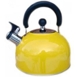 Чайник Катунь KT 105 J 2.5 л нержавеющая сталь жёлтый