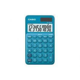 Калькулятор настольный CASIO SL-310UC-BU-S-EC 10-разрядный синий
