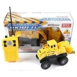 Машинка на радиоуправлении Shantou Gepai Стройка желтый от 6 лет пластик 911-B