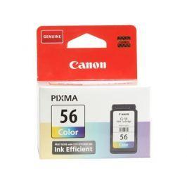 Картридж Canon CL-56 для PIXMA E464. Цветной. 300 страниц.