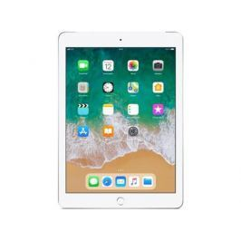 Планшет Apple iPad Wi-Fi+Cellular MR732RU/A 128GB 9.7'' IPS (2048x1536) Retina/A10/3G+LTE/WiFi/BТ/8.0MP/iOS11/Silver