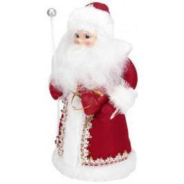 Дед Мороз Волшебный мир Русский, под ёлку 43 см 1 шт красный пластик, текстиль 7с-1032-ри