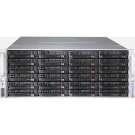Серверная платформа Supermicro SSG-6048R-E1CR36L 4U 2xLGA2011 C612 16xDDR4 36x3.5