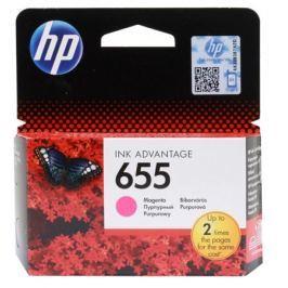 Картридж HP CZ111AE (№ 655) пурпурный, DJ IA 3525/4615/4625/5525, 600стр
