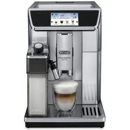 Кофемашина DeLonghi ECAM650.75.MS 1450 Вт серебристый