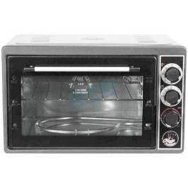 Мини-печь Чудо Пекарь ЭДБ-0124 серебро/металлик