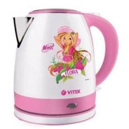 Чайник Winx 1001WINX 2200 Вт 1.2 л металл розовый рисунок