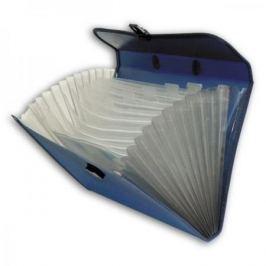 Папка - портфель с ручкой на 13 отделений, ассорти