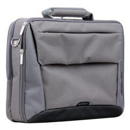 Сумка для ноутбука Sumdex PON-302GP Double Compartment Computer Brief 15.6