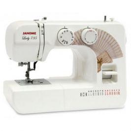 Швейная машинка Janome Lady 735 белый