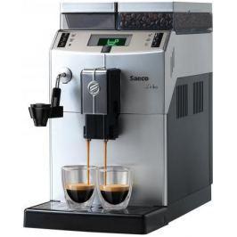 Кофемашина Saeco Lirika Plus 1850Вт 15бар 2.5л серый черный