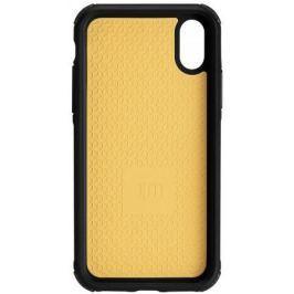 Чехол-накладка Just Mobile Quattro Air для iPhone X. Материал пластик. Цвет: черный.