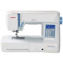 Швейная машинка Janome Skyline S5 белый