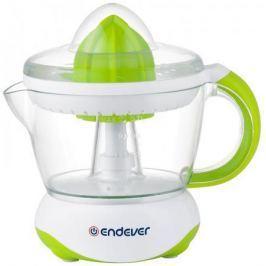 Соковыжималка ENDEVER Sigma-66 40 Вт белый зеленый