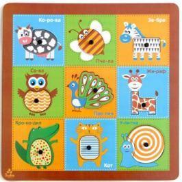 Развивающая игрушка: Рамка вкладка
