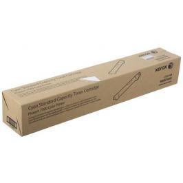 Картридж Xerox 106R01440 для Phaser 7500. Голубой. 9600 страниц.