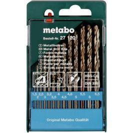 Набор сверел Metabo HSS-Co 13шт 627120000