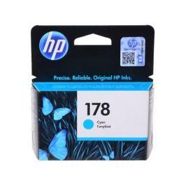 Картридж HP CB318HE (№ 178) синий, 4 мл, PS D5463 C5383 / C6383 300