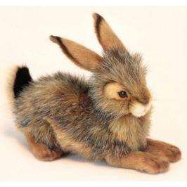 Мягкая игрушка Hansa Кролик черный 25 см, 6284