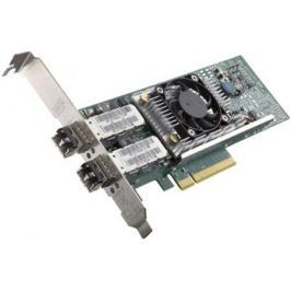 Адаптер Dell Broadcom 57810 DP 10Gb DA/SFP+ Converged Network низкопрофильный комплект 540-11145-1