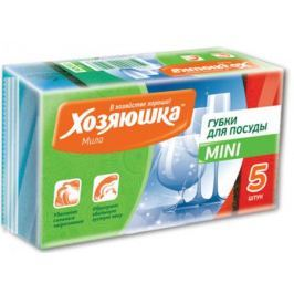 Губка для посуды Хозяюшка Мила MINI 01006
