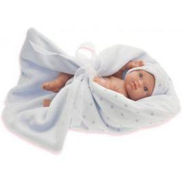 Кукла Munecas Antonio Juan Пепито в голубом, 21 см 3904B