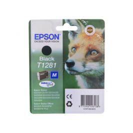 Картридж Epson Original T1281 (black) для S22/SX125 (C13T12814011)