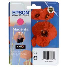 Картридж Epson Original T17034A10 Expression Home XP пурпурный