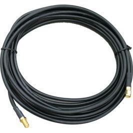Кабель ВЧ RP-SMA(M)/RP-SMA(F) 3м TP-LINK TL-ANT24EC3S 2.4GHz,антенный кабель(удлинитель) CFD-200 с низким уровнем потерь, переходник на RP-SMA