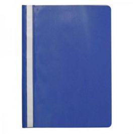 Папка-скоросшиватель, синяя, ф. А4, с перфорацией KS-320B/10/P