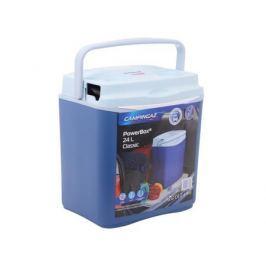 Холодильник автомобильный CG Powerbox 24 Classic (объём 24л, питание 12V, без нагрева, размеры 27.2х42.5х38.4см, вес 3.5кг)