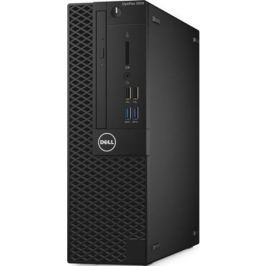 Компьютер Dell Optiplex 3050 SFF (3050-6331) Системный блок Black / i3 6100 3.7GHz / 4GB / 500GB / встроенная HD530 / DVD-RW / Win10 Pro