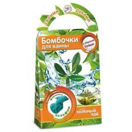 Набор для создания бомбочек для ванны Аромафабрика Дельфин (зеленый чай) С0705