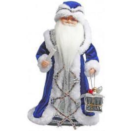 Дед Мороз Новогодняя сказка 40 см, мех., муз., песня
