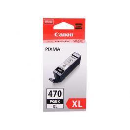 Картридж Canon PGI-470XL PGBK для MG5740, MG6840, MG7740. Чёрный. 500 страниц.